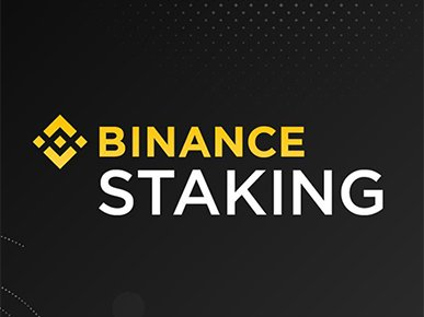Binance Staking