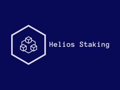 Helios Staking